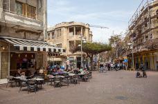 那哈拉特·本雅明街-特拉维夫-doris圈圈