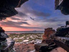 2日北海·海滩赏日出日落+海鲜美食享不停