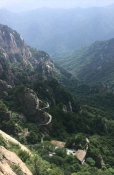 伏牛山世界地质公园-南阳-热爱生活0618