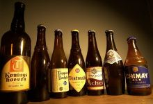 布鲁塞尔美食图片-比利时啤酒