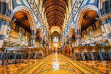 圣保罗大教堂-墨尔本-doris圈圈