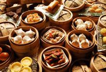 深圳美食图片-粤式早茶
