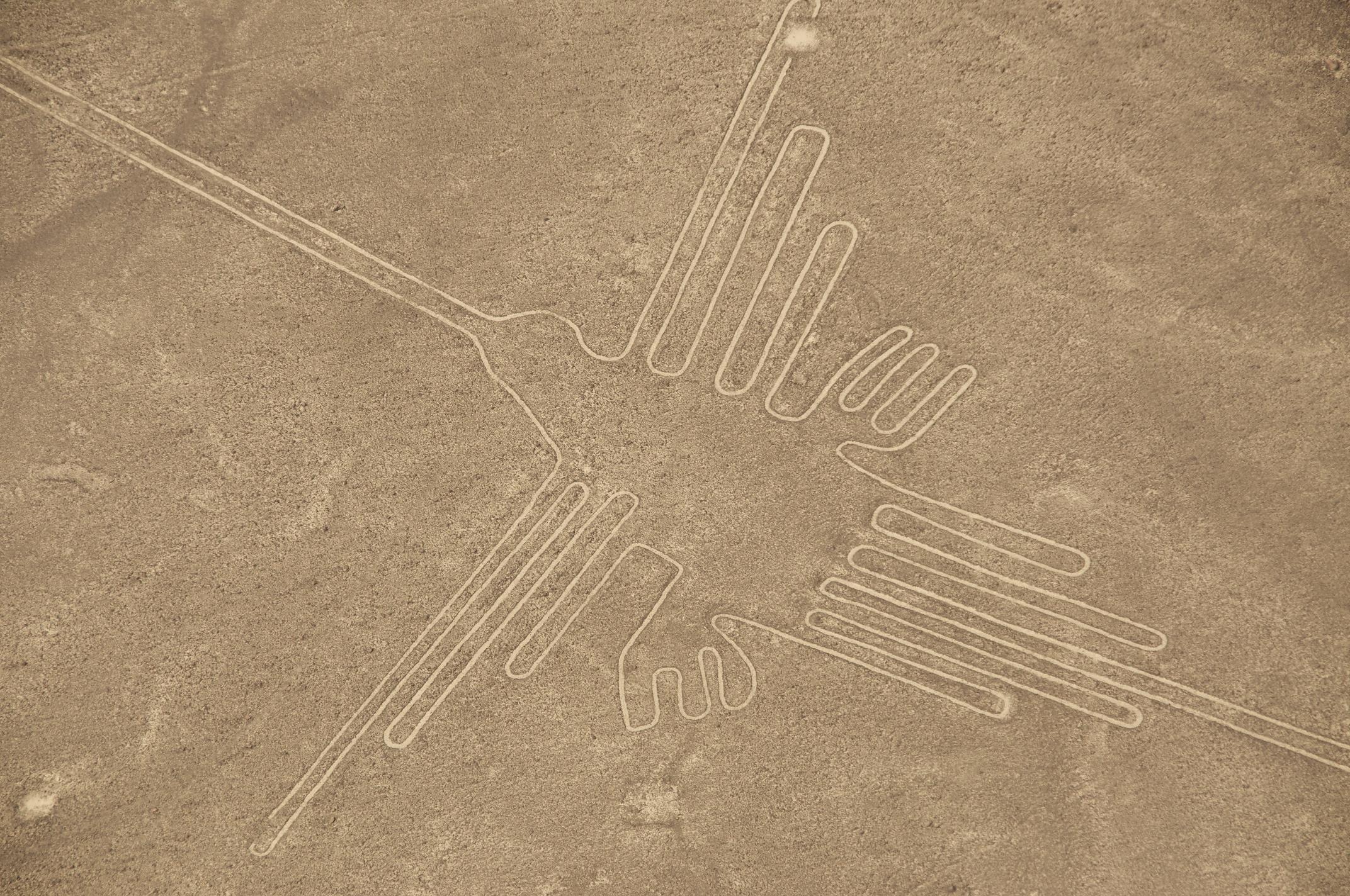 秘魯利馬一日遊(乘坐小飛機觀看納斯卡大地畫)