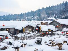 雪乡滑雪休闲2日游