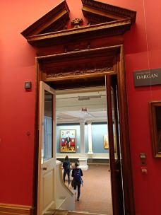 爱尔兰国立美术馆-都柏林-juki235