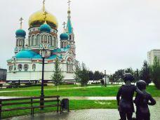 Assumption Cathedral (Uspenskij sobor)-鄂木斯克