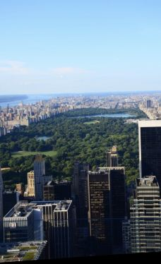 洛克菲勒中心-纽约-豆丁爸看世界
