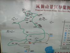 凤仙山-泗水-林中行者