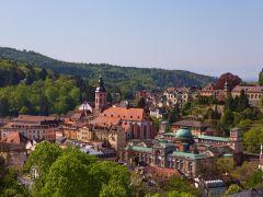 卢加诺+黑森林+巴登巴登等多地风光无限9日游