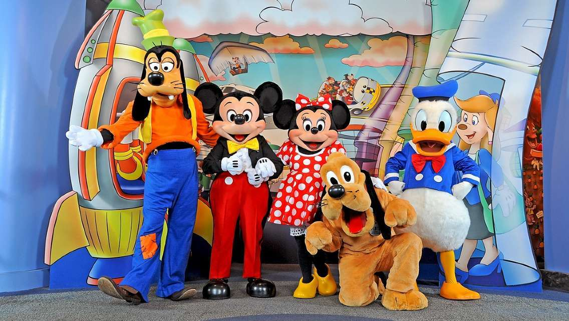 Walt Disney World Orlando Ticket