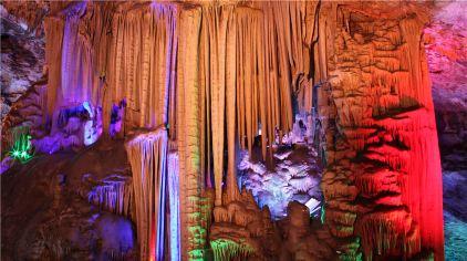 柞水溶洞国家地质公园
