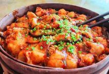 赣州美食图片-兴国米粉鱼