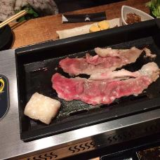 松阪牛烧肉M(法善寺横丁店)-大阪-乐天的静