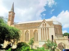 Christ Church Cathedral-桑给巴尔石头城