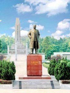 湘鄂西历史革命纪念馆-洪湖-半把刀