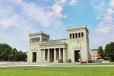 博物馆区-慕尼黑-doris圈圈