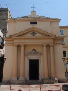 圣罗赫兄弟礼拜堂-巴斯蒂亚-Udjat