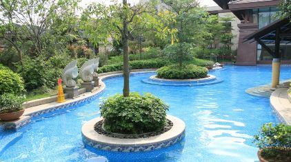 鹿湖温泉 (8)