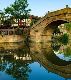 江南游记图文-自驾20分钟,无锡这座3000年历史古镇,最适合周末出游