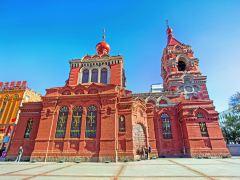 哈尔滨欧式建筑特色1日游