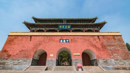 中岳庙 天中阁 (2)