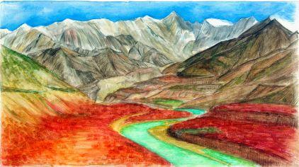 雅鲁藏布大峡谷2