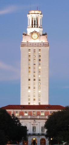 University of Texas Tower-奥斯汀