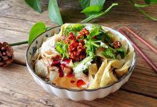 天津美食图片-锅巴菜