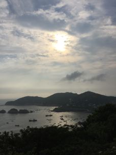 小西天-嵊泗-水晶