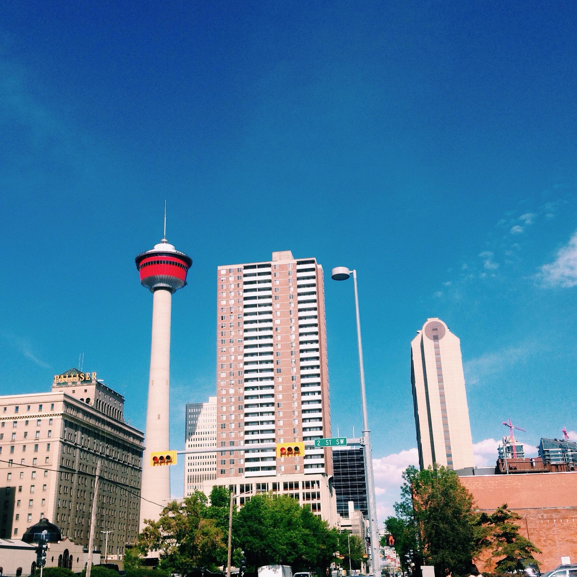 Calgary Tower Ticket