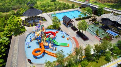 贵安温泉度假村 图片-儿童乐园
