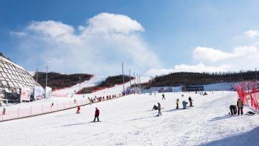 翠云山银河滑雪场