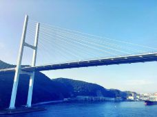 女神大桥-长崎-是条胳膊