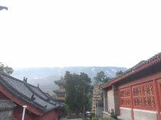 嵩山少林寺武僧院-偃师-碉堡的老九吖