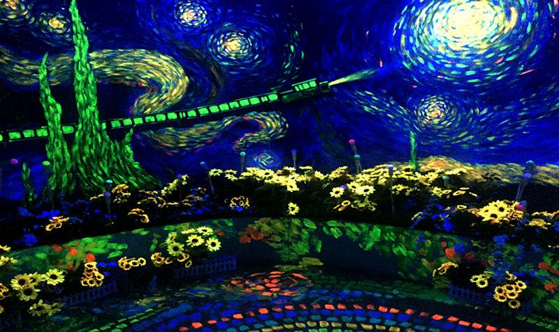 Wuhan Van Gogh Star Art Gallery Admission Ticket