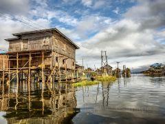 缅甸摄影采风6日深度游