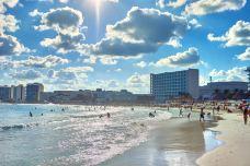 查可摩尔海滩-坎昆-doris圈圈