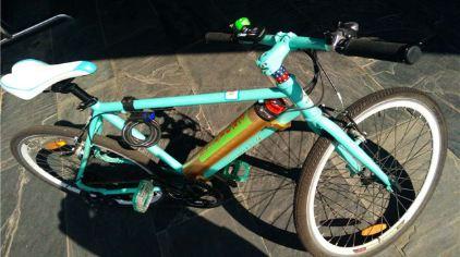 龙池山电动助力自行车 (3)