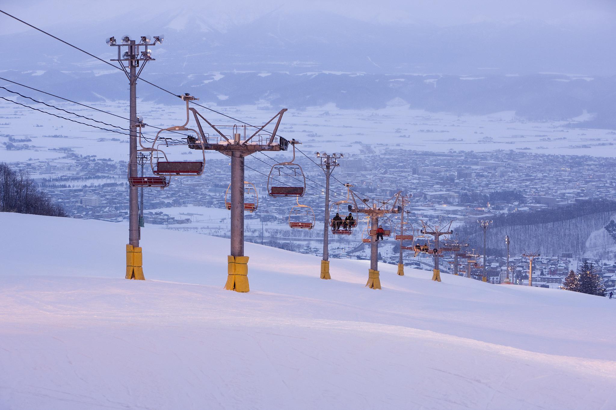 富良野滑雪場1日門票纜車票(指定套餐買二送一)