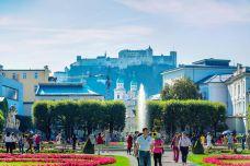 米拉贝尔宫殿和花园-萨尔茨堡