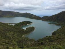 Lagoa do Fogo-亚速尔群岛