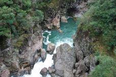 鸳鸯溪-宁德-牛奶海