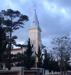 大叻天主教堂-大叻-超级ctt