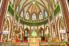 仰光圣玛丽大教堂-仰光-用镜头写故事的人