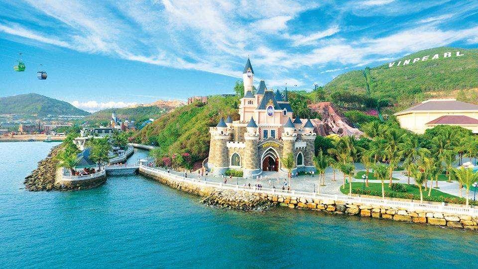 Vinpearl Nha Trang Resort Admission Ticket