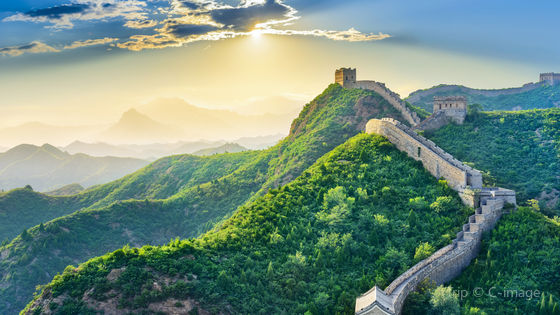 Badaling Great Wall, Ming Tombs (Dingling) Day Tour