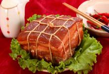 徐州美食图片-东坡回赠肉