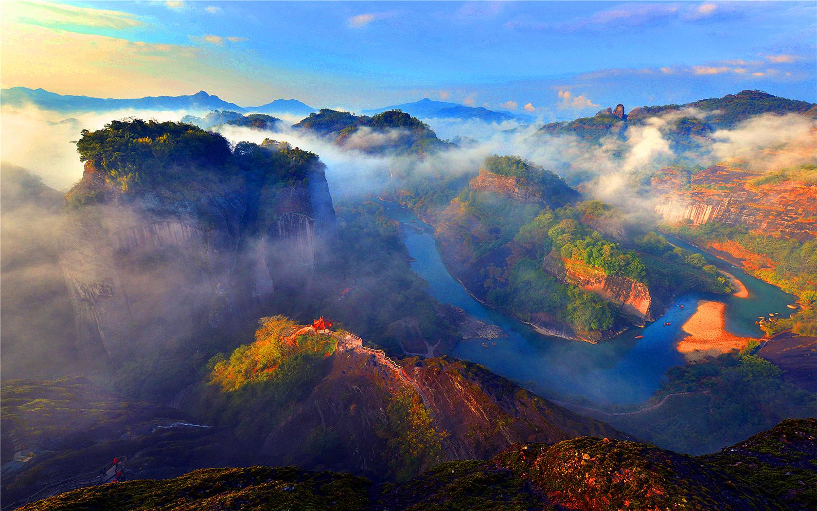 Mount Wuyi Ticket