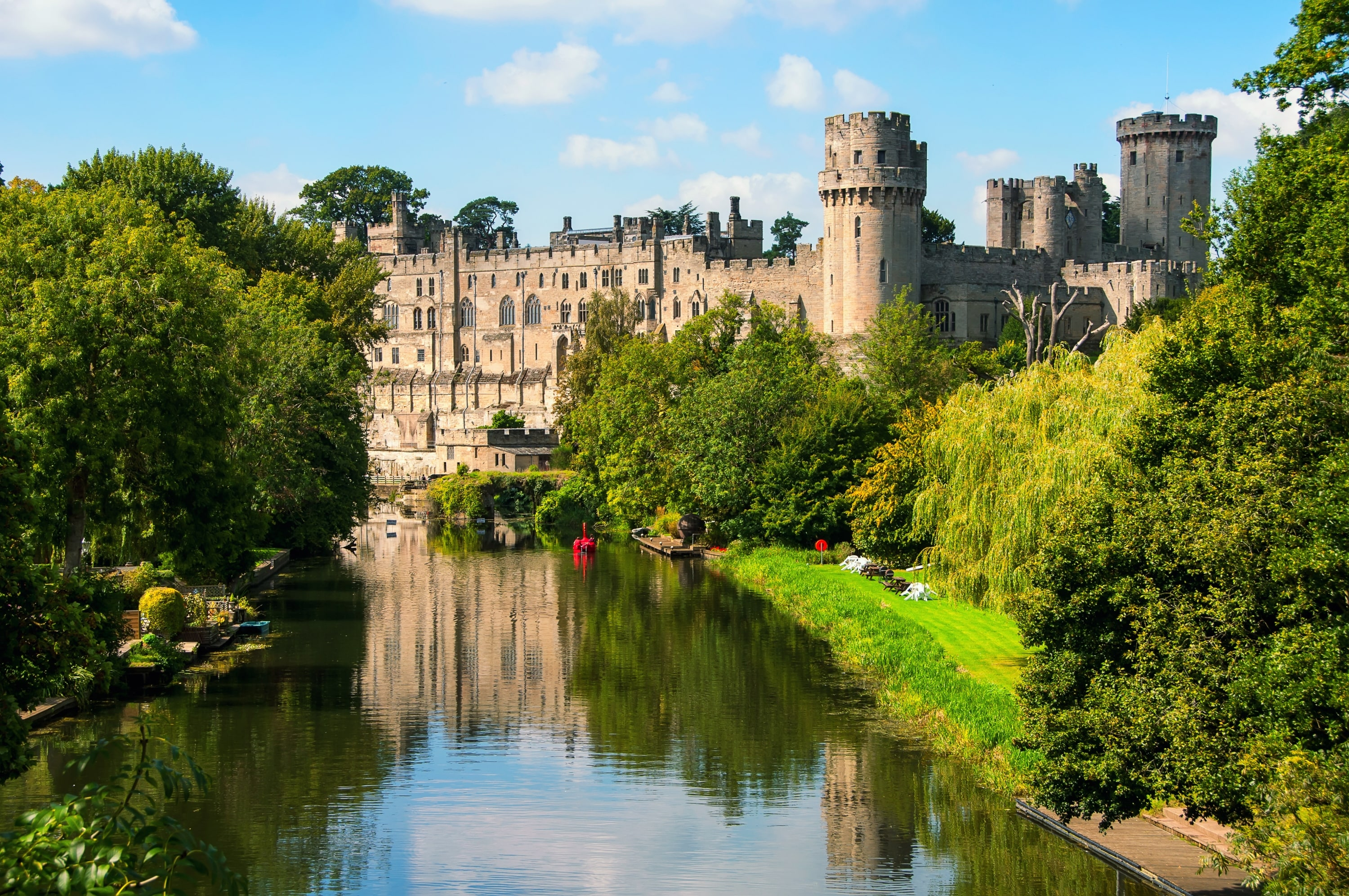 Warwick Castle, Shakespeare's England, Oxford & the Cotswolds Tour