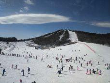 神农架国际滑雪场-神农架
